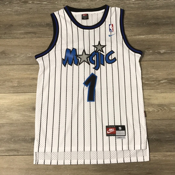 watch f453b 56a61 Penny Hardaway Orlando Magic Nike Jersey Retro